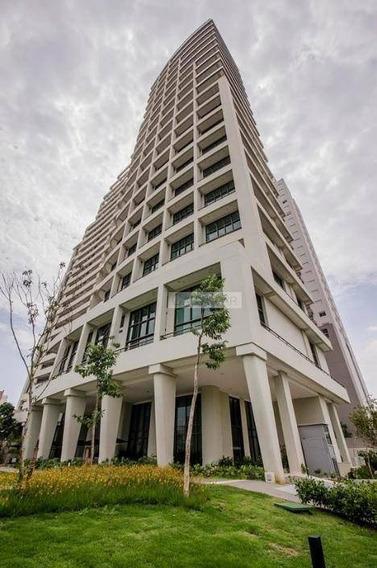 Flat Com 2 Dormitórios À Venda, 60 M² Por R$ 650.000 - Brooklin Paulista - São Paulo/sp - Fl4542