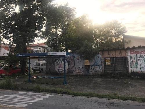 Imagem 1 de 8 de Terreno À Venda, 558 M² - Assunção - São Bernardo Do Campo/sp - Te3803