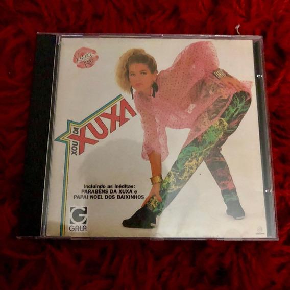 Cd Xuxa - Primeiro Xou Da Xuxa- 1986