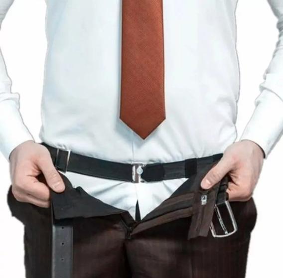 Cinto Elástico Segura Camisa Unissex Ref:959