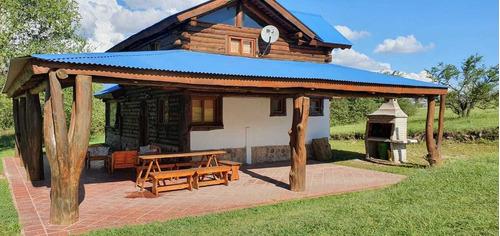 Alquilo Cabaña En Los Reartes