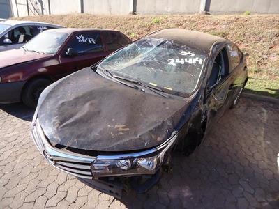 Toyota Corolla Xei Sucata Peças