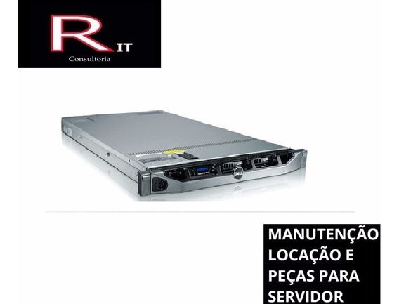 Servidor Dell Poweredge R410
