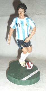 Muñeco Jugador De La Seleccion Argentina Messi