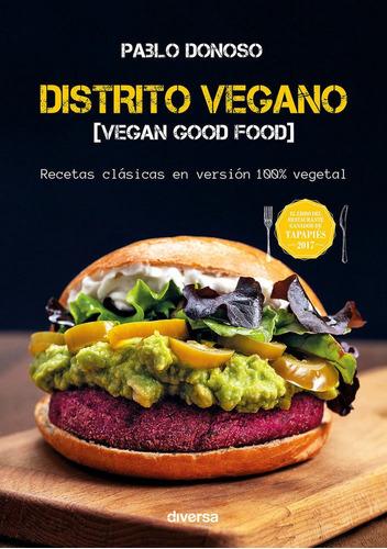 Imagen 1 de 4 de Distrito Vegano - Donoso,pablo