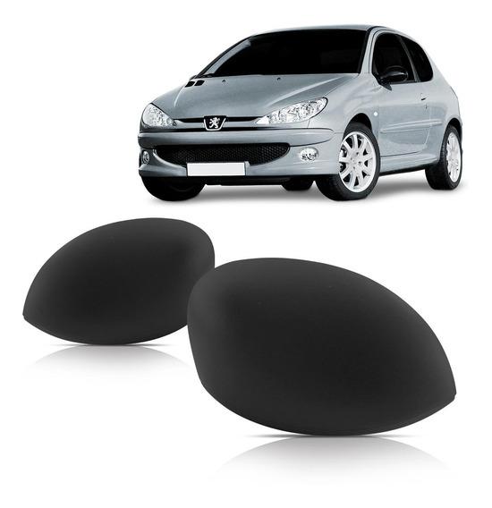 Par Capa Retrovisor Peugeot 206 207 99 A 05 06 07 08 09 10