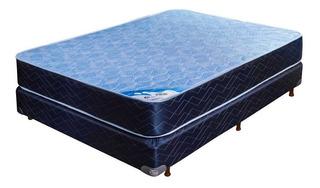 Conjunto De Resortes 1.4x1.9 Gani Blue Spring 9001