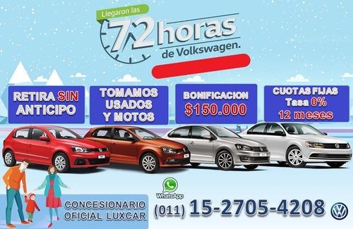 Nuevo Volkswagen Nivus 0km Anticipo $400.000 Y Cuota Fija D-