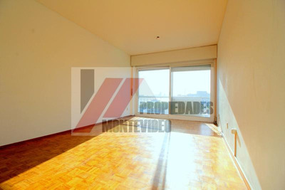 Apartamento 1 Dormitorio Con Hermosa Vista - Malvin