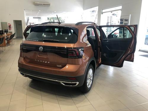 Volkswagen T-cross Comfortline Automatica 2021 // Pestelli