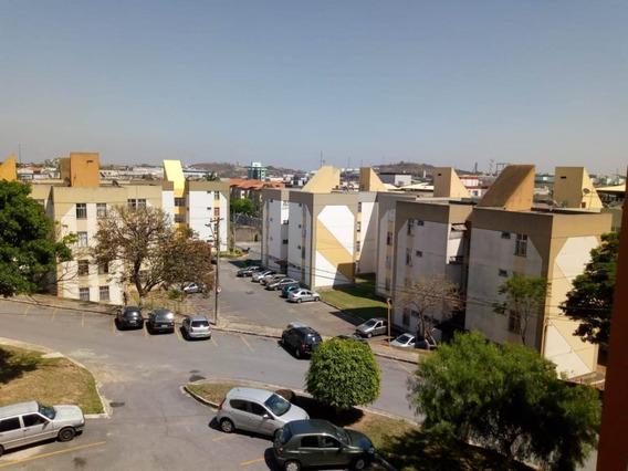Apartamento Com 2 Quartos Para Comprar No Jardim Riacho Das Pedras Em Contagem/mg - 2048
