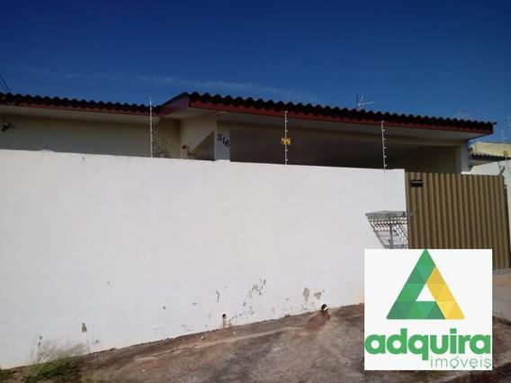 Casa Térrea Com 2 Quartos - 5932-v