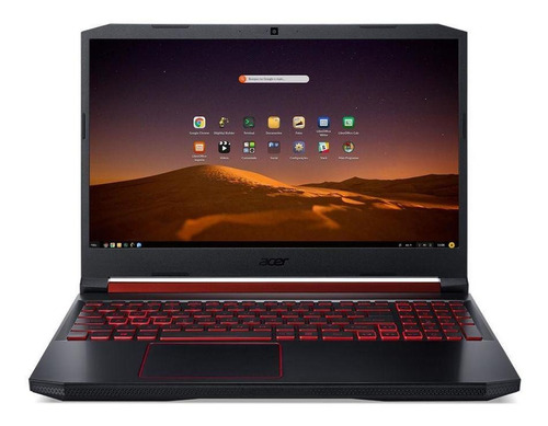 Notebook Gamer Nitro 5 An515-43-r9k7 Amd 8gb 1tb Hd 256gb
