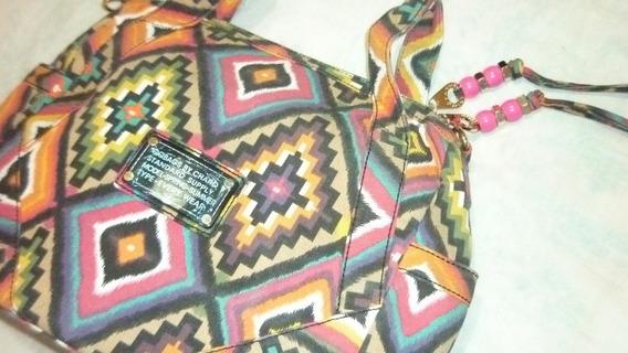 Cartera Casual Multicolor
