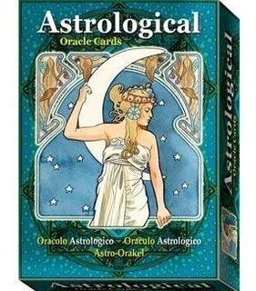 Astrological (cartas) Oráculo, Wheaterstone, Lo Scarabeo #