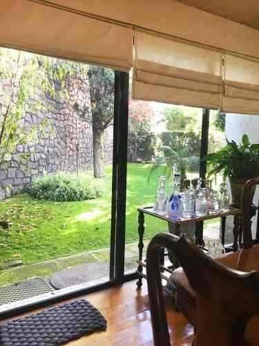 Casa En Condominio En Venta Con Seguridad, Tlalpan Centro