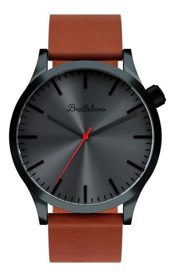 Reloj Muñeca Hombre Bratleboro - Gunmetal Yellowstone