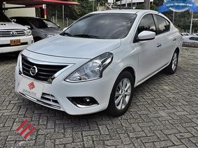 Nissan Versa Advance Mt 1.6 2015 Uel369
