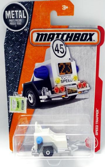Speed Trapper - Escala 1/64 Aprox Matchbox