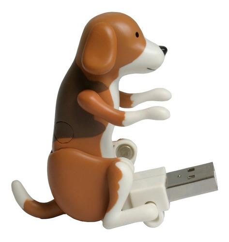Cachorro Safado Usb + Coleção De Presentes
