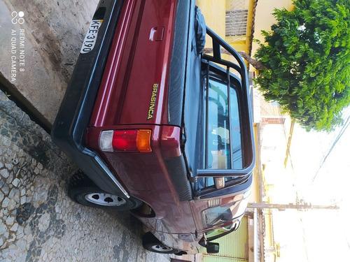 Imagem 1 de 4 de Caminhoneta D20 Chevrolet  Mod. Brasinca Andaluz.