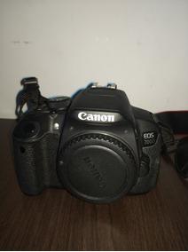 Corpo Canon T5i + Brindes - Perfeita!!