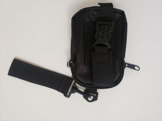 Bolsa Táctica Para Cinturón Multi-uso