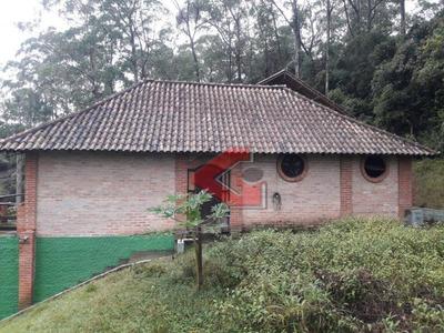 Chácara Residencial À Venda, Balneária, São Bernardo Do Campo. - Ch0024