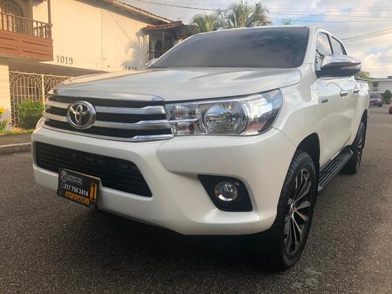 Toyota Hilux 2.8 Diesel A/t 4x4