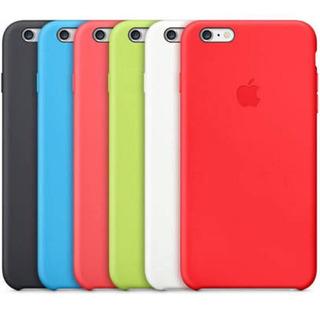 Estuche Case Silicone Gel Soft Tpu iPhone 6 Plus
