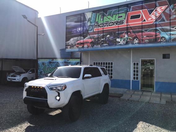 Toyota 4runner Trd Pro 2016