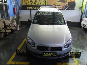 Fiat Strada 2011 Sporting 1.8 Prata Cabine Estendida Complet