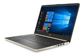 Notebook Hp I3 - Windows 10