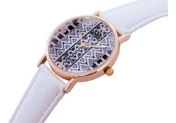 Reloj Relojes Moda Hombre Mujer Casual, Ele 5516 F