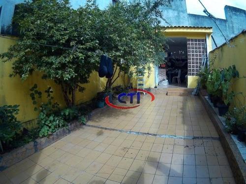 Sobrado Residencial À Venda, São José, São Caetano Do Sul. - Te0056