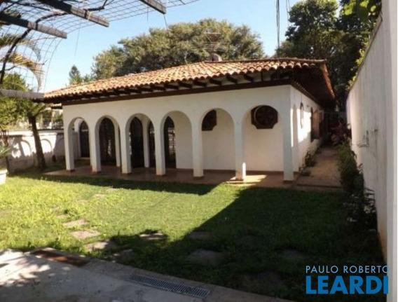 Casa Térrea - Alto De Pinheiros - Sp - 580318