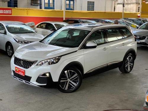 Peugeot 5008 1.6 Griffe Thp 16v Gasolina 4p Automático 2019/