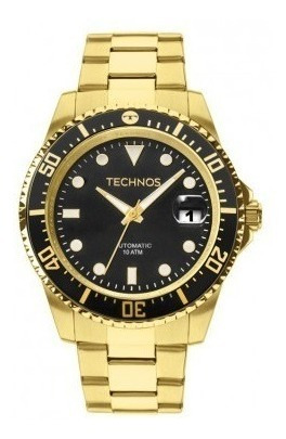 Relógio Technos Automatic Masculino 8205ny/4p