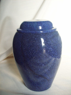 Urna Anfora Blue