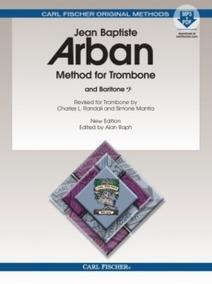 Arban: Method For Trombone And Baritone