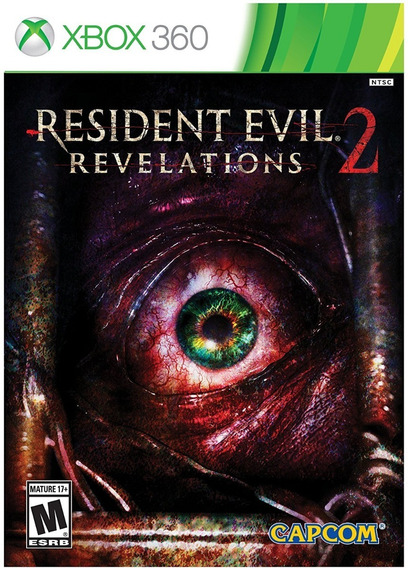 Resident Evil Revelations 2 Xbox 360 Usado Física Madgames