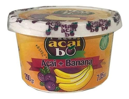 Maracaibo Freeze Açai/banana X 200g