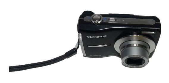 Câmera Fotográfica Olympus X-840 No Estado