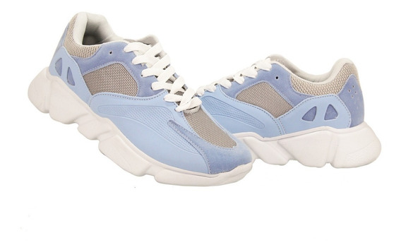 Tenis Chunky Feminino Nesk Sneaker Várias Cores + Frete