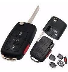 Klappsclüssel llave virgen barba clave para haa AUDI VW SEAT SKODA