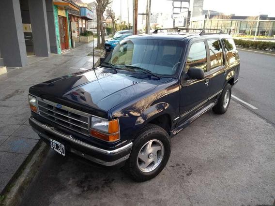 Ford Explorer 4.0 Xlt 4x4 Sport 1995