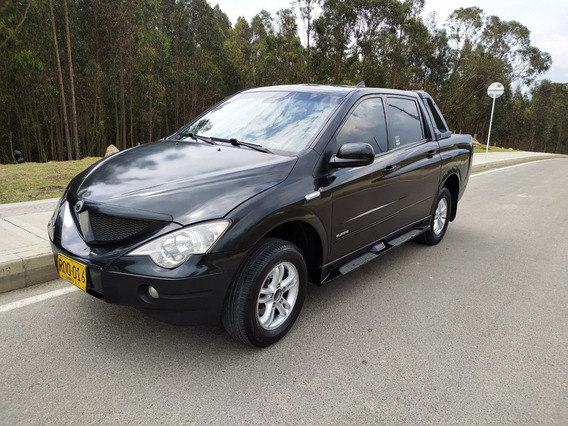 Ssangyong Actyon Sports A200s