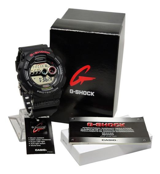 Relógio Casio Gshock Digital Masculino Gd100 Original Nf