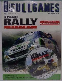 Xpand Rally Xtreme Jogo Pc Completo Fullgames Lacrado
