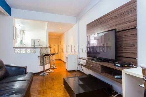 Imagem 1 de 13 de Apartamento - Pinheiros - Ref: 120632 - V-120632